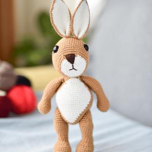 istanbul tavşanı amigurumi oyuncak bebek